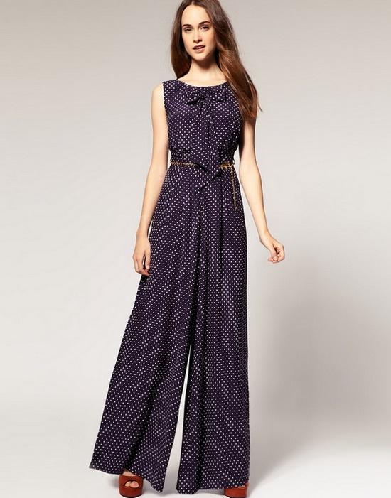 Комбинезоны - это далеко не новый тренд, однако летом 2015 модные женские комбинезоны переживают всплеск популярности