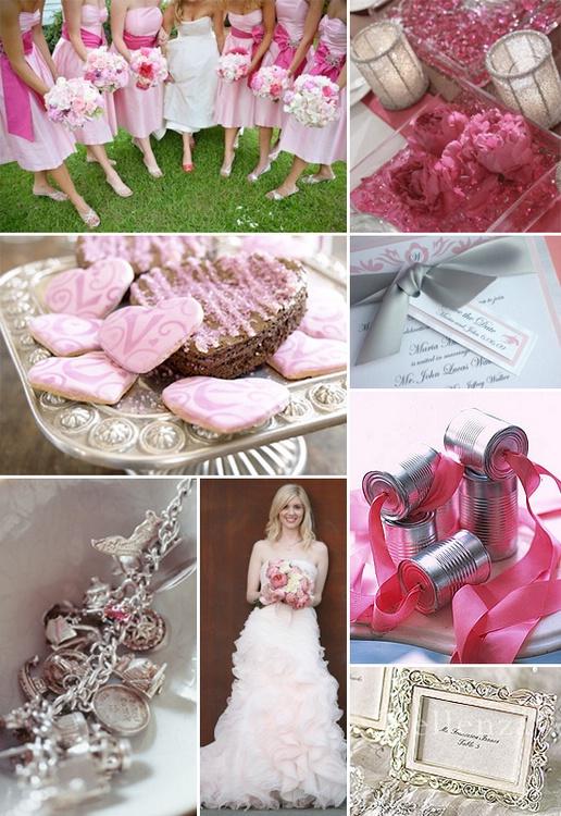 Торжество в розовом цвете