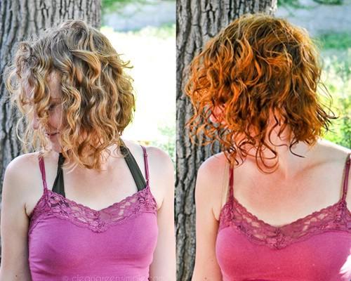 покрасить волосы басмой